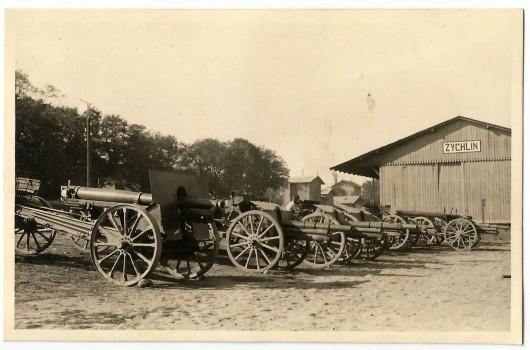1939 Stacja kolejowa