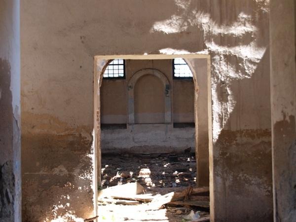 Synagoga obecnie.