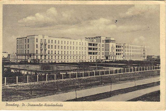 Szpital im. Siegfried Staemmler .1