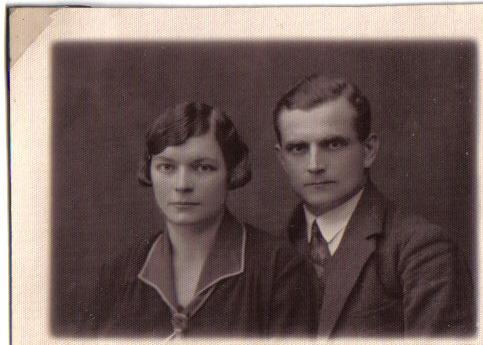 Maria I Marian Kozielscy.