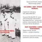 Piorun + Sosnowski.