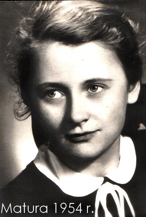 Matura Barbara LIBERSKA (ZBRZEZNIAK)